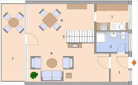 Wohnzimmer Aufteilung Beispiele. Wohnzimmer Ohne Fernseher ...